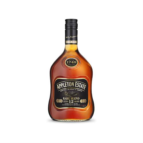 Appleton Rare Blend 12 Years Old, 0,7 l
